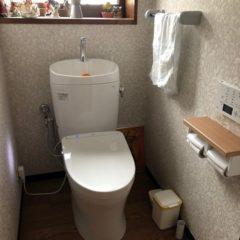 高性能でお掃除しやすく、清潔感のあるトイレに。のサムネイル画像3