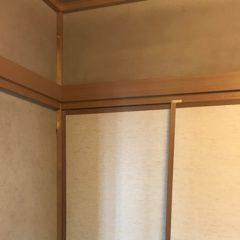 速乾性とスピーディーなリフォームで、自然素材の珪藻土壁に塗り替えのサムネイル画像1