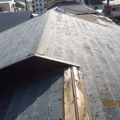 台風による屋根被害発生!早期に安価で耐久性のある屋根にのサムネイル画像1