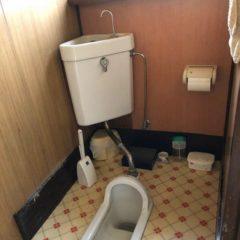 使いづらかった和式トイレを、手すり付きのオート機能トイレへのサムネイル画像3