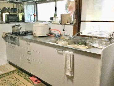 家族構成が変わり、持て余していたキッチンスペースに喝!のアフター画像