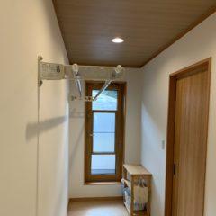 二宮町 K様邸 地下車庫2台の新築工事のサムネイル画像4