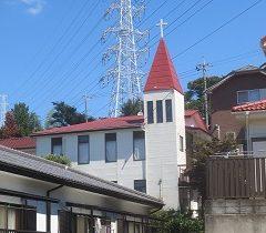 キリスト教会の建替え工事のサムネイル画像1